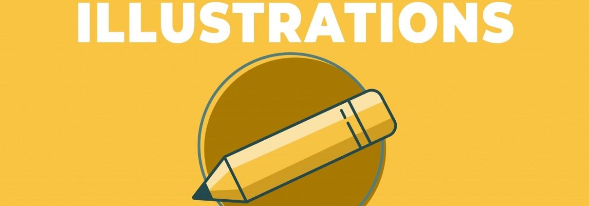 branding illustrations