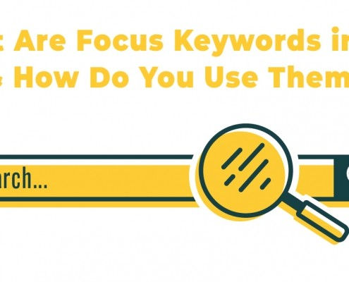 What are Focus Keywords